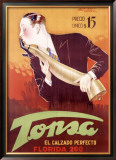 Tonsa Framed Giclee Print