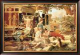 The Roman Bath Prints by Emmanuel Oberhausen