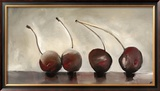 Cerises, c.2006 Framed Giclee Print by Nathalie Clement