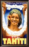 Tahiti, 1935 Framed Giclee Print