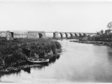 Northwich Viaduct River Weaver Cheshire Photographic Print
