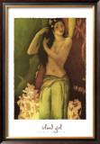 Island Girl Poster by John Kelly