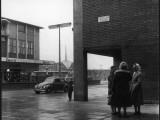 Rainy Street 60s Photographic Print by Henry Grant