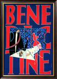 Benedictine - Mariscal Posters by  Mariscal