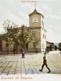 Railway Station (Gare De La Pointe) at Izmir (Smyrne), Turkey Photographic Print