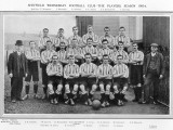 Sheffield Wednesday Fc Team Picture for the 1905-1906 Season Photographic Print