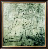 L'Idillio, c.1923 Print by Pablo Picasso