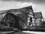 Rosset Watermill, Near Chester, Cheshire, England Photographic Print