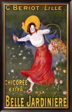 Belle Jardiniere Framed Giclee Print by Leonetto Cappiello