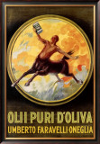 Olii Puri d'Oliva Framed Giclee Print by Leonetto Cappiello