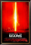 Mission To Mars Posters