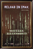 The Matrix Reloaded Posters