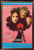 A Soldier's Daughter Never Cries Posters