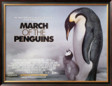 March Of The Penguins Posters