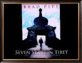 Seven Years In Tibet Posters