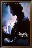 Dark Blue Posters