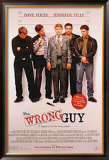 The Wrong Guy Posters