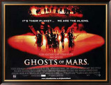 Ghosts Of Mars Poster