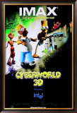 Cyberworld 3D Posters