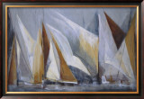 Ocean Regatta Prints by Mar&#237;a Antonia Torres