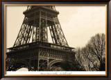 La Belle Eiffel Prints by Marina Drasnin Gilboa