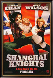 Shanghai Knights Posters