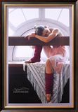 Ballet Dreams Limited Edition Framed Print by Harvey Edwards