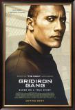 Gridiron Gang Posters