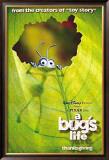 A Bug's Life Art