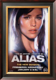 Alias Posters