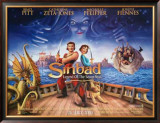 Sinbad Legend Of The Seas Poster