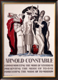 Arnold Constable Framed Giclee Print by Jean Dupas
