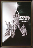 Star Wars Trilogy Print