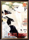 Pelote Basque Framed Giclee Print by Clementine Helene Dufau