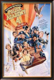 Police Academy 4 Print