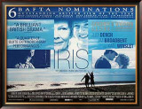 Iris Poster