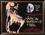American Werewolf In Paris Prints