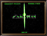 Alien Resurrection Prints