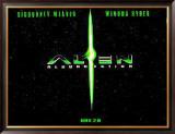 Alien Resurrection Prints