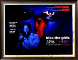 Kiss The Girls Posters