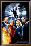 Fantastic Four:Rise Of The Silver Surfer Prints