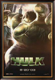 The Hulk Posters