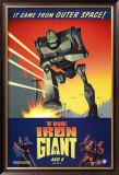 The Iron Giant - X Prints