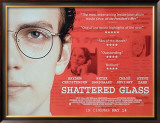 Shattered Glass Posters