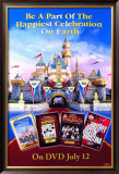 Disneyland 50Th Anniversary Posters