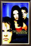 Disturbing Behavior Print