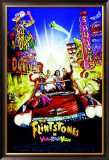 The Flintstones In Viva Rock Vegas Prints