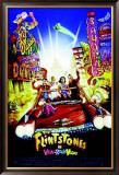 The Flintstones In Viva Rock Vegas Prints