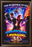 The Adventures Of Sharkboy And Lava Girl Prints