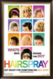 Hairspray Art